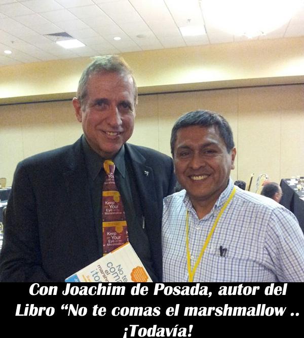 Con Joaquin de Posada