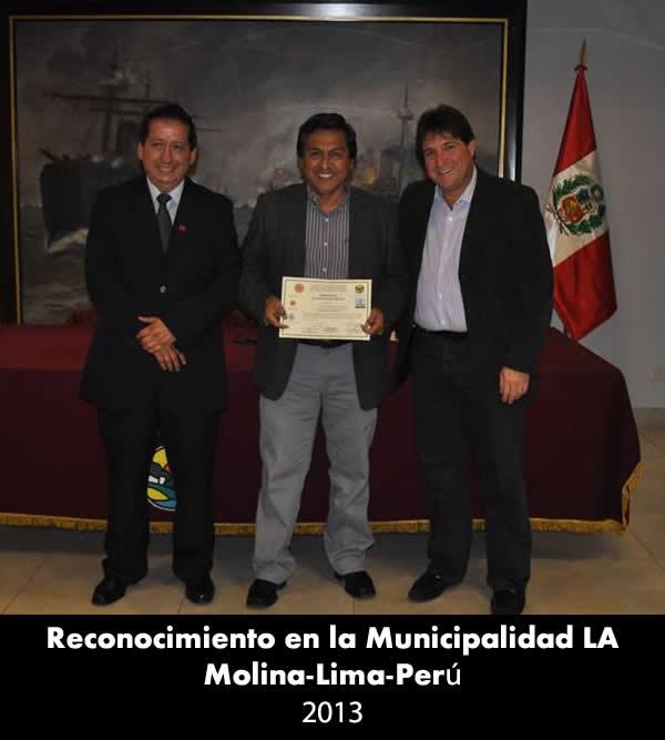 Municipalidad La Molina -Lima