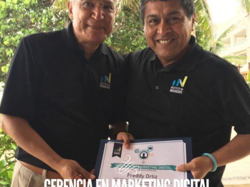 Gerencia en Marketing Digital – Akumal 2017